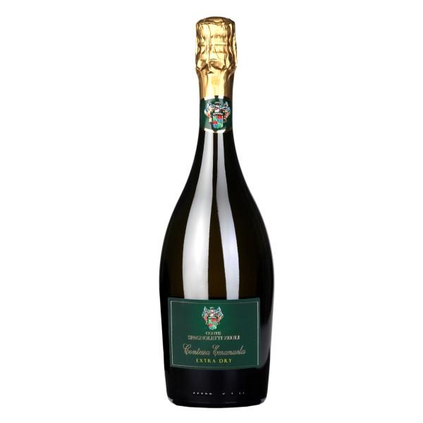 Conte Spagnoletti Zeuli - Spumante Magnum - Extra Dry Bianco - Contessa Emanuela