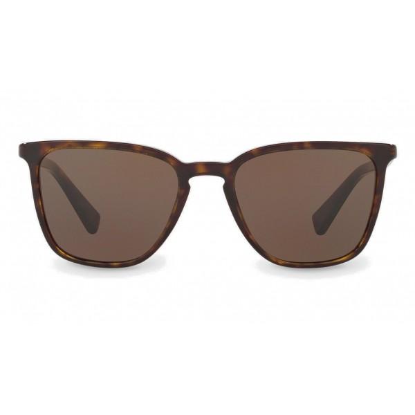 4b821fdceeed Dolce   Gabbana - Square Sunglasses in Acetate - Havana - Dolce   Gabbana  Eyewear