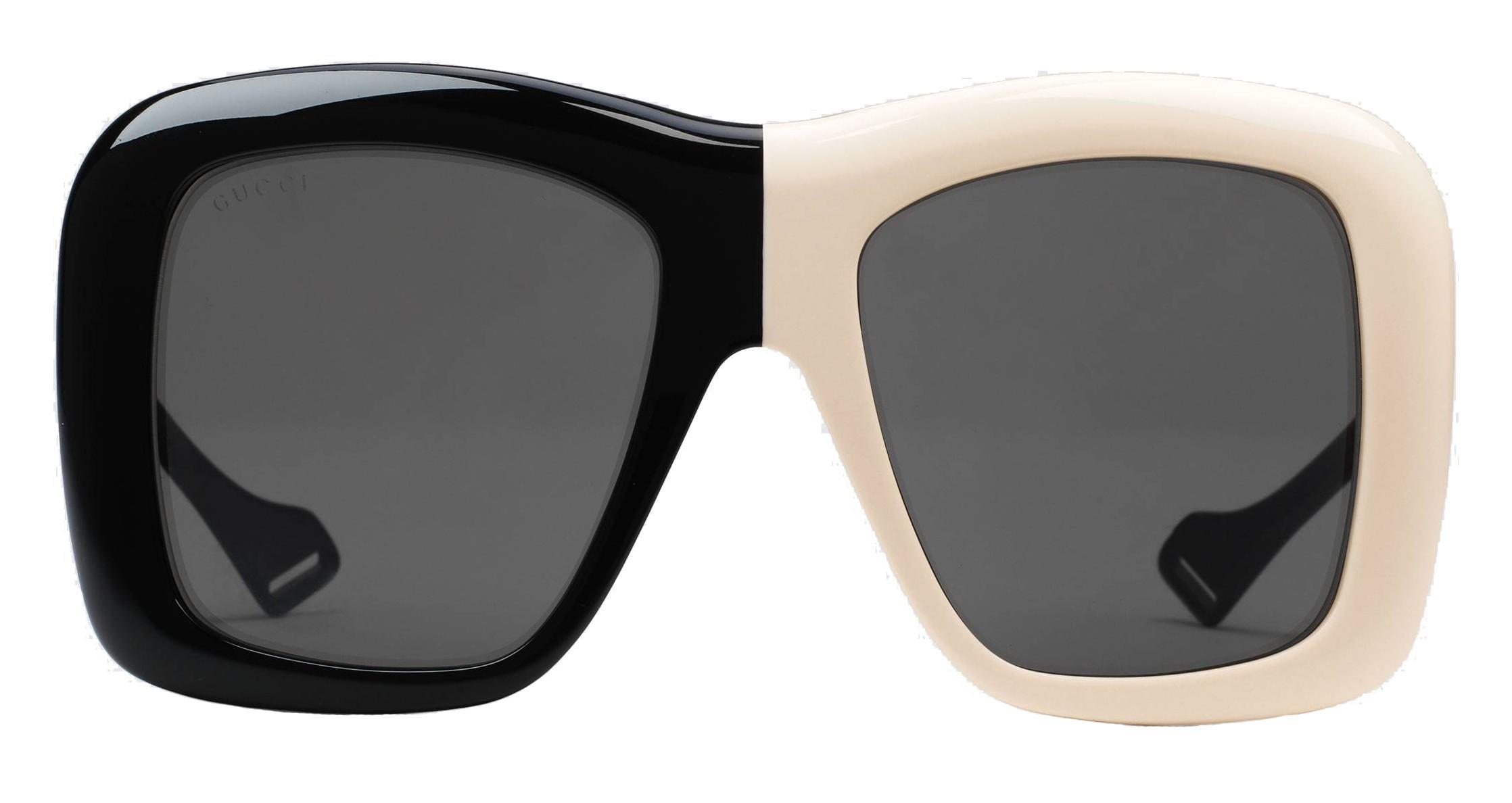82ef64deb8 Gucci - Square Oversize Sunglasses - Bicolor - Gucci Eyewear - Avvenice