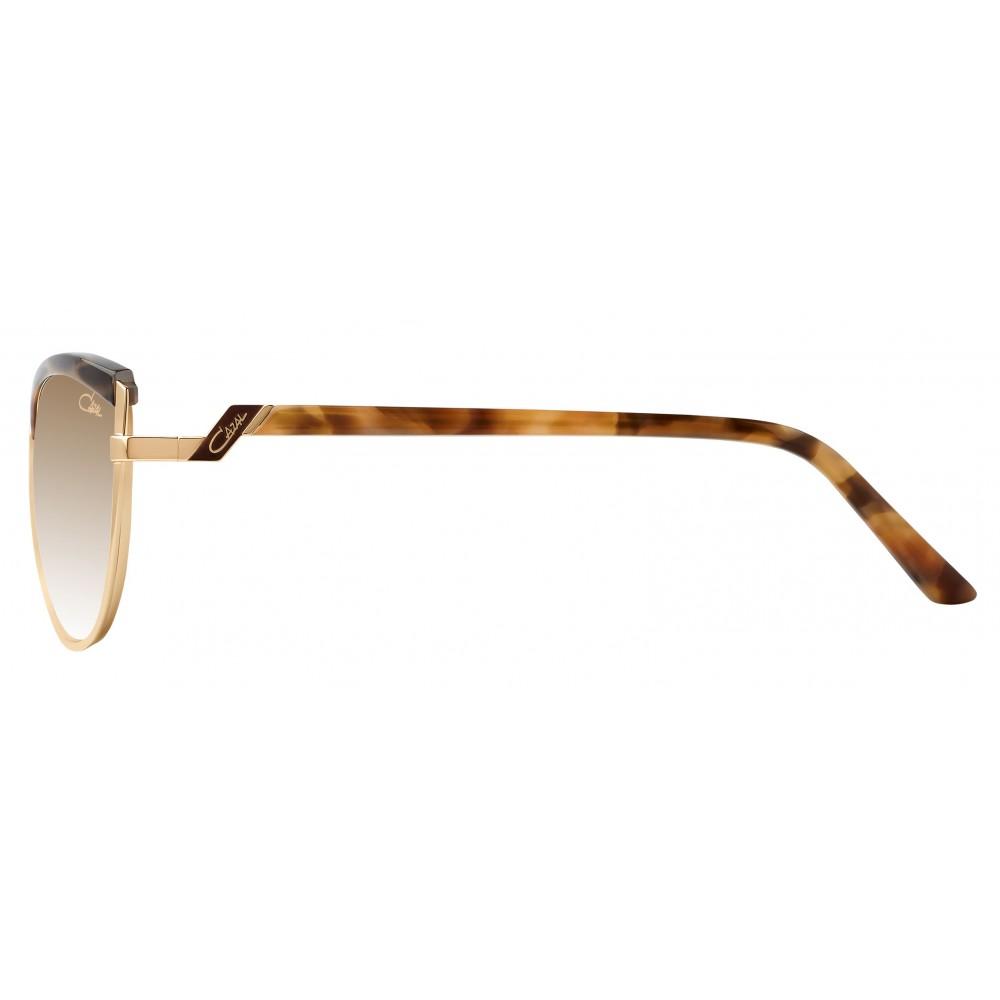 45f91ea2a3 ... Cazal - Vintage 9079 - Legendary - Havana Gold - Sunglasses - Cazal  Eyewear ...