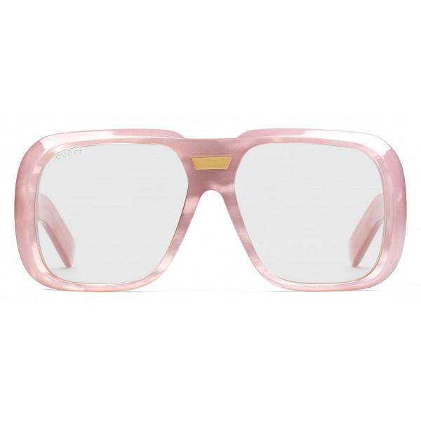6d7fadd266d Gucci - Sunglasses Gucci-Dapper Dan - Pink - Gucci Eyewear ...