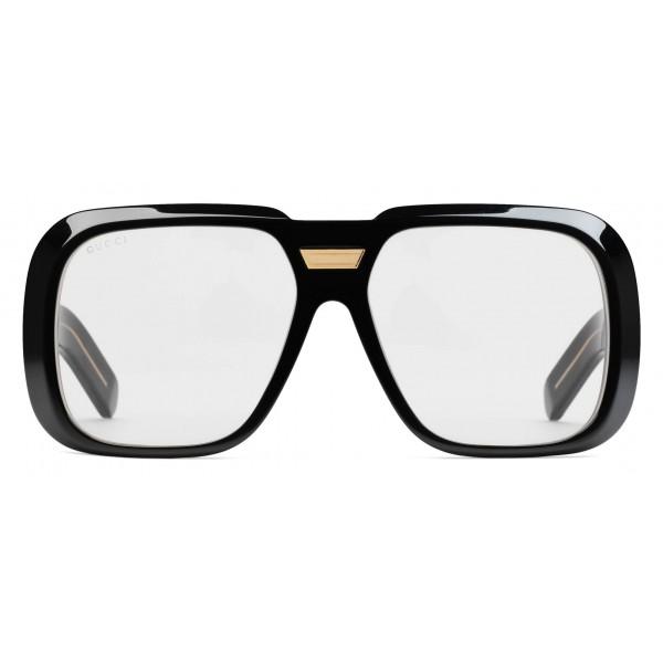 economico per lo sconto 37412 f05e5 Gucci - Occhiali da Sole Gucci-Dapper Dan - Nero - Gucci Eyewear - Avvenice
