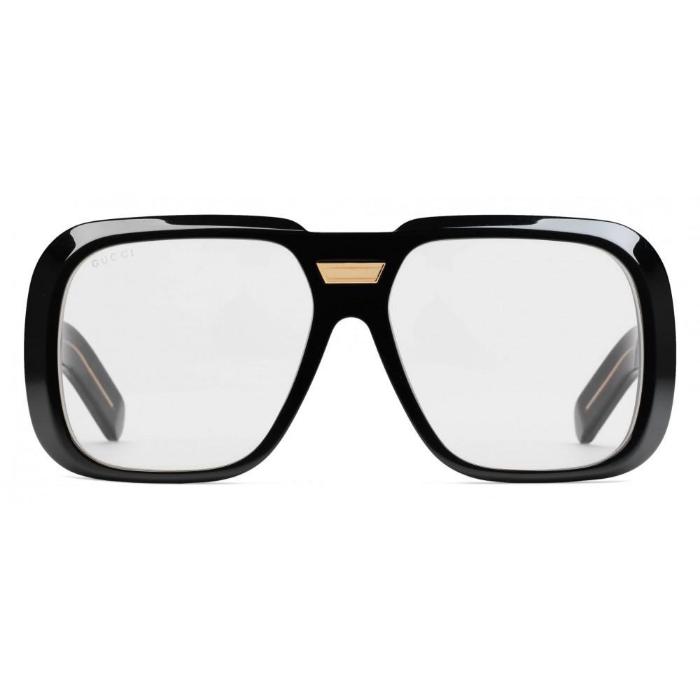 767a378c0e4 Gucci sunglasses gucci dapper dan black gucci eyewear avvenice jpg  1000x1000 Black gucci frames