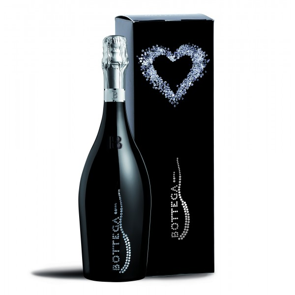 Bottega - Diamond - Pinot Nero Spumante Brut D.O.C. - Diamond Edition - Luxury Limited Edition Spumante