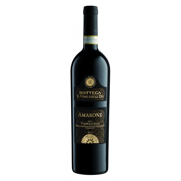 Bottega - Amarone of Valpolicella D.O.C.G. Bottega - Magnum - The Wine of Gods - Red Wines