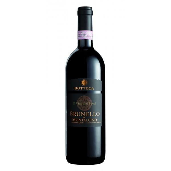 Bottega - Brunello di Montalcino D.O.C.G. Bottega - Il Vino dei Poeti - Vini Rossi