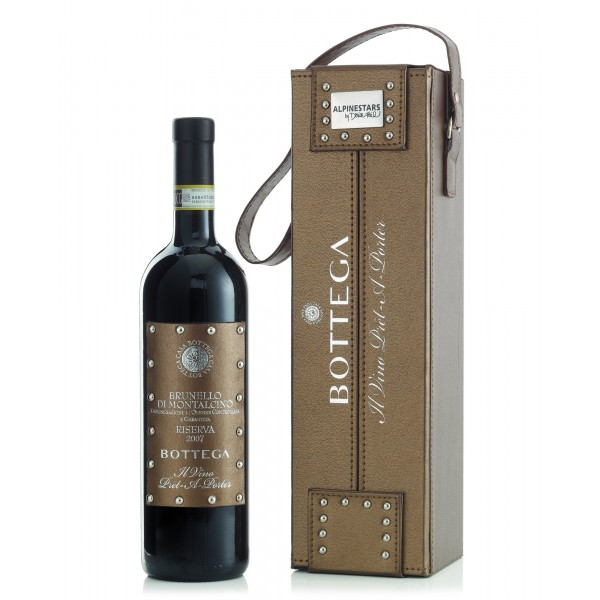 Bottega - Brunello of Montalcino Reserve D.O.C.G. Bottega - Pret a Porter - The Wine of Poets - Red Wines