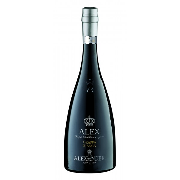 Bottega - Young Grappa - Grappa Alexander - White Grappa - Liqueurs and Spirits
