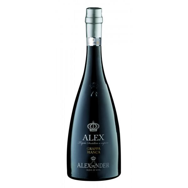 Bottega - Young Grappa - Grappa Alexander - White Grappa - Magnum - Liqueurs and Spirits