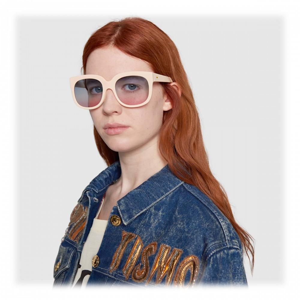 1ee36aa6 Gucci - Gucci Elton John Sunglasses - Ivory - Gucci Eyewear - Elton ...