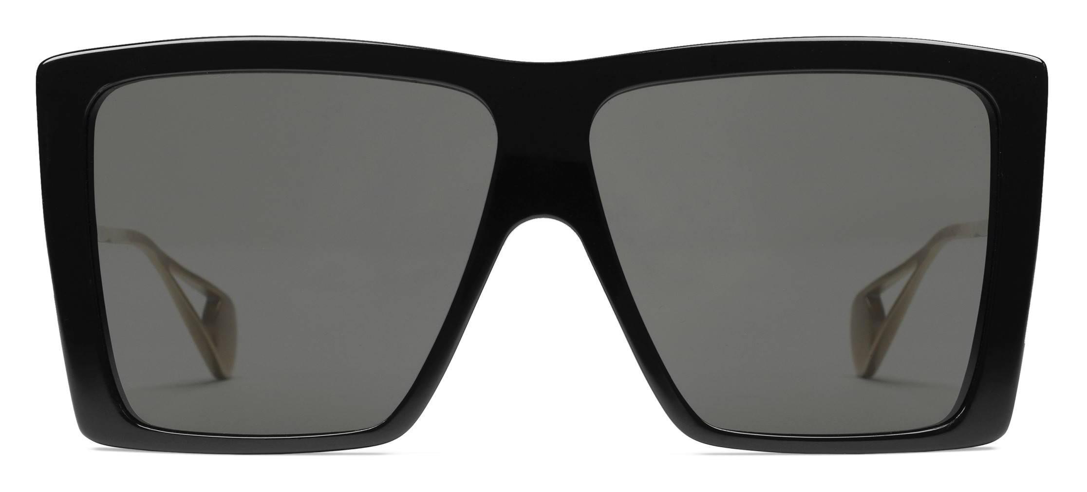 5d69198ce Gucci - Square Frame Sunglasses - Black - Gucci Eyewear - Avvenice