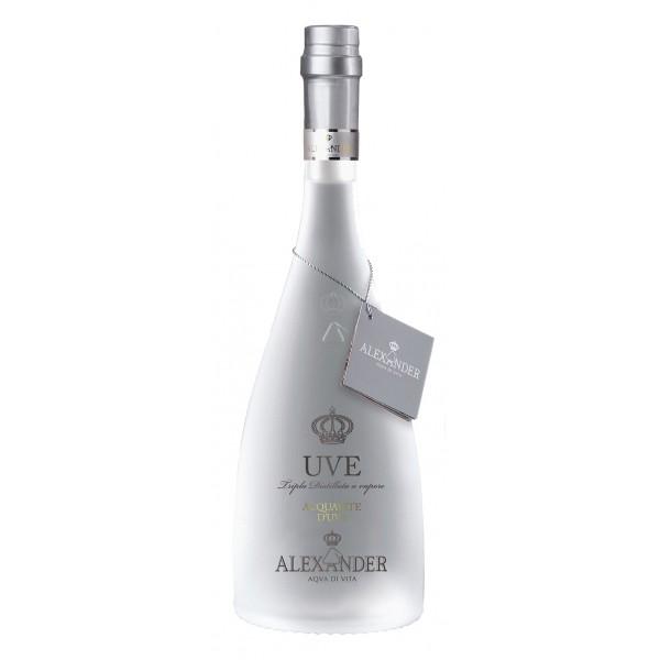 Bottega - Uve D'Alexander - Acquavite Uva - Grappe Bianche - Magnum - Liquori e Distillati