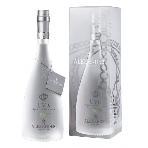 Bottega - Uve D'Alexander - Acquavite Uva - Grappe Bianche - Liquori e Distillati