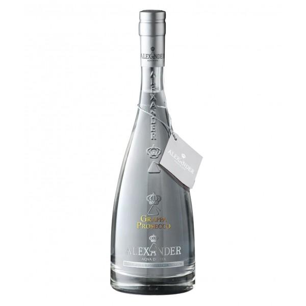 Bottega - Grappa Prosecco - Alexander - Acva di Vita - Grappe Bianche - Liquori e Distillati