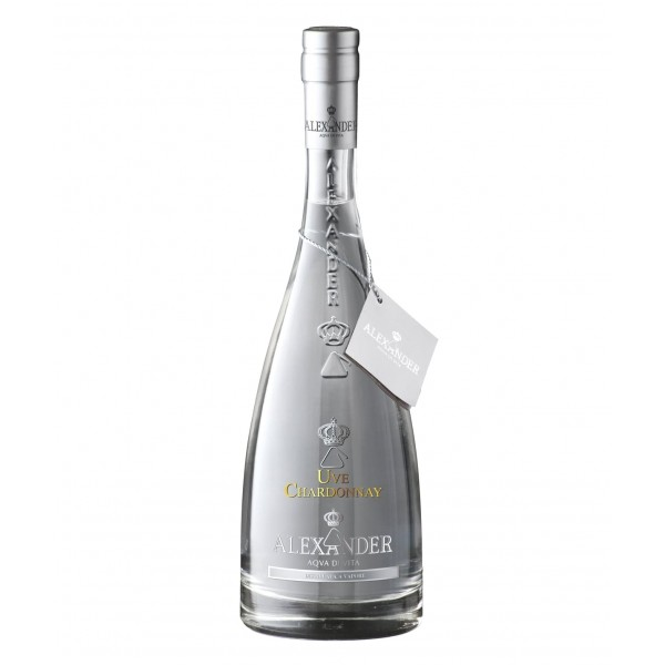 Bottega - Grappa Chardonnay - Alexander - Acva di Vita - Grappe Bianche - Liquori e Distillati