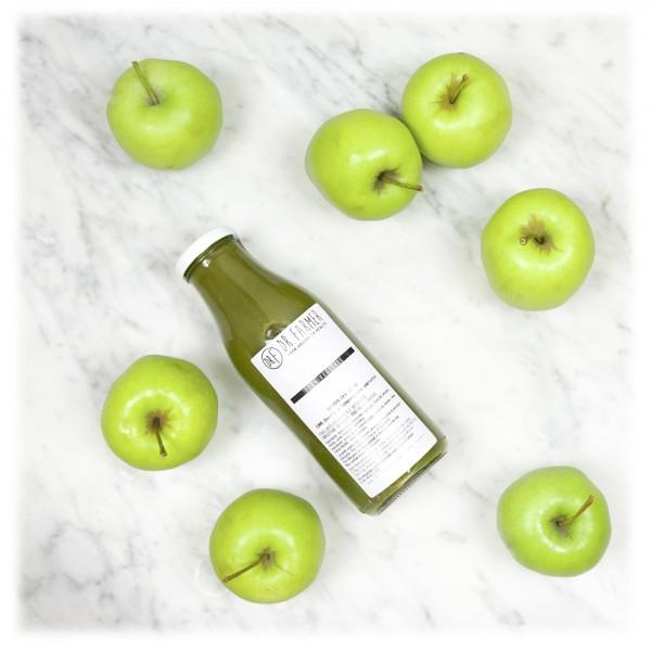 Dr. Farmer - Smoothie Juice 100 % in Purezza - Mela - 100 % Biologico - 100 % Italiano - 100 % Vegan - Succhi Bio