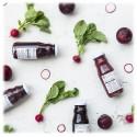 Dr. Farmer - Smoothie Juice 100 % in Purezza - Frutti Rossi - 100 % Biologico - 100 % Italiano - 100 % Vegan - Succhi Bio