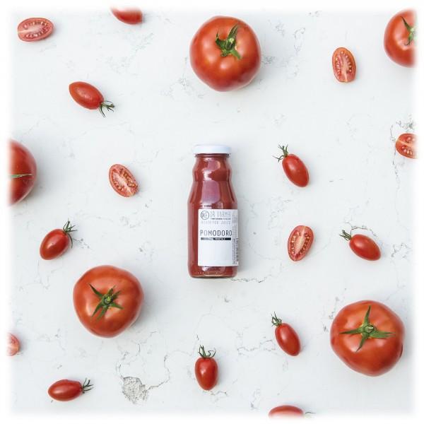 Dr. Farmer - Smoothie Juice 100 % in Purezza - Pomodoro Perino - 100 % Biologico - 100 % Italiano - 100 % Vegan - Succhi Bio