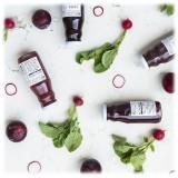 Dr. Farmer - Smoothie Juice 100 % in Purezza - Barbabietola - 100 % Biologico - 100 % Italiano - 100 % Vegan - Succhi Bio