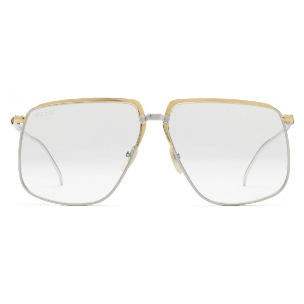 82938071c84 Gucci square frame metal glasses silver with gold detail gucci eyewear jpg  600x600 Cake pop gucci