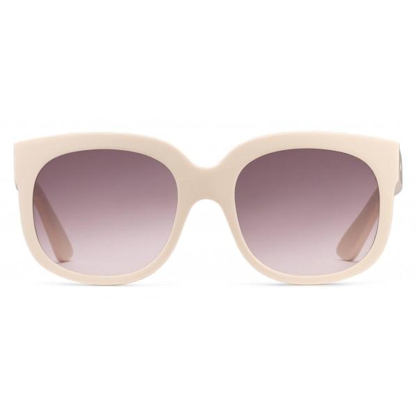 8e180658 Gucci - Gucci Elton John Sunglasses Brown - Elton John - Ivory Acetate -  Gucci Eyewear - Elton John Official - Avvenice