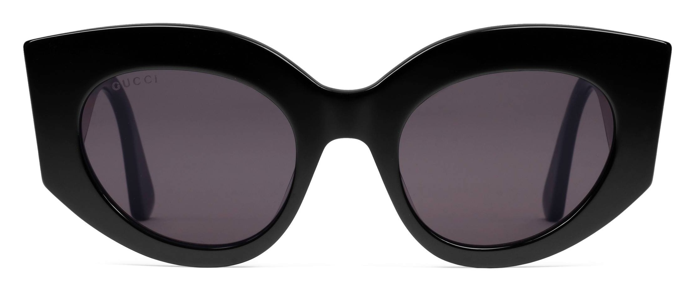 6848ff7ff89 Oversized Cat Eye Acetate Sunglasses Gucci - Image Of Glasses
