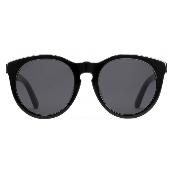d05ec69574e Gucci - Round Acetate Sunglasses - Black Crystal Stars - Gucci Eyewear