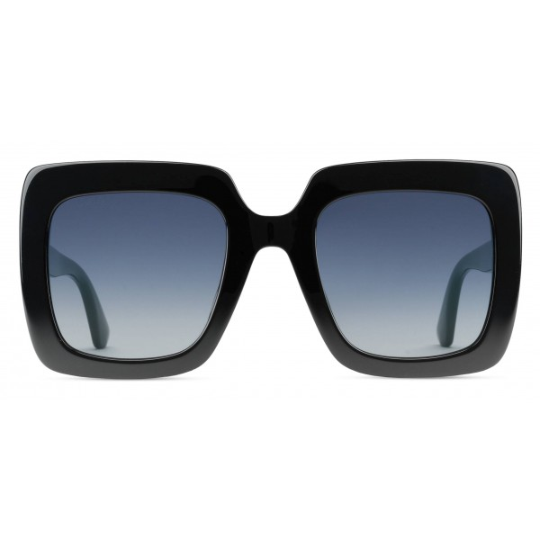 7eb2672546e Gucci - Square Acetate Sunglasses - Black Acetate - Gucci Eyewear ...