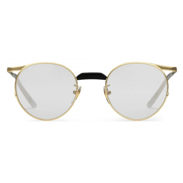 b4d56416332 Gucci - Round Metal Glasses - Gold - Gucci Eyewear - Avvenice