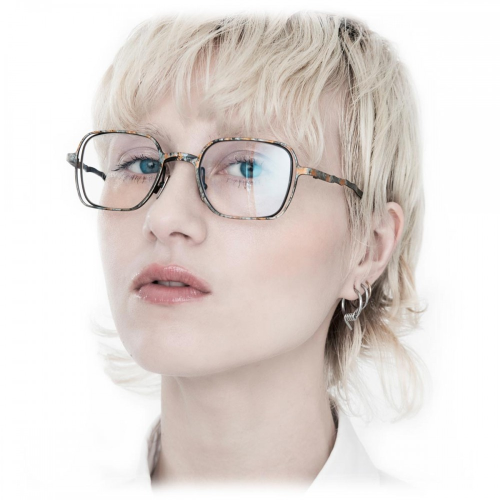 7011c0b6629d ... Kuboraum - Mask H12 - Rust - H12 BS - Optical Glasses - Kuboraum  Eyewear ...