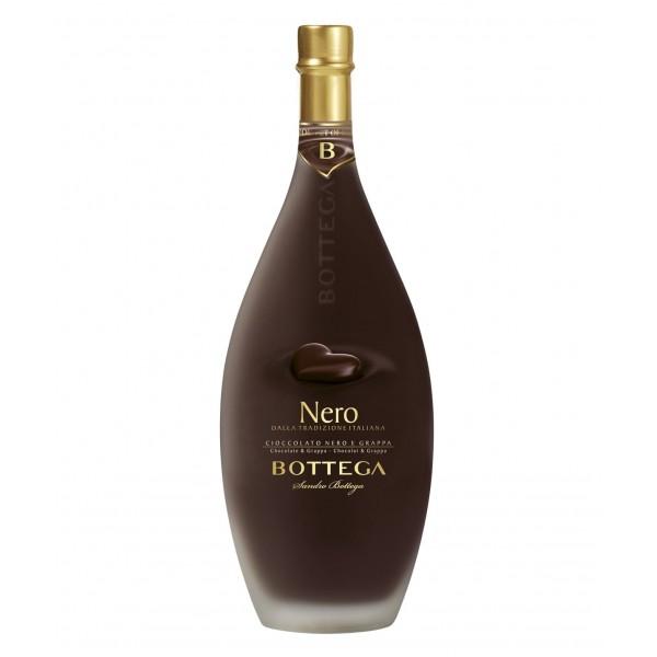 Bottega - Nero - Chocolate Liqueur Bottega - Cremes - Liqueurs and Spirits