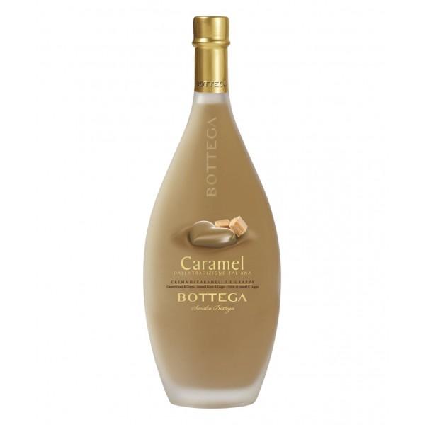 Bottega - Caramel - Crema al Caramello Bottega - Creme - Liquori e Distillati