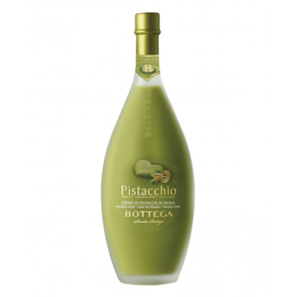 Bottega - Pistacchio - Pistachio Cream Bottega - Cremes - Liqueurs and Spirits
