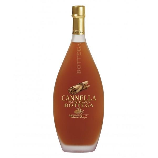 Bottega - Cannella - Liquore alla Cannella Bottega - Creme - Liquori e Distillati