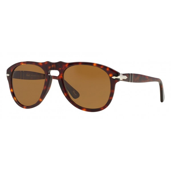 Persol - 649 - Original - 649 Series - Havana / Polar Marroni - PO0649 - Occhiali da Sole - Persol Eyewear