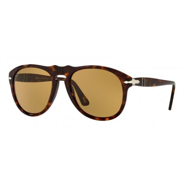 Persol - 649 - Original - 649 Series - Havana / Marroni - PO0649 - Occhiali da Sole - Persol Eyewear