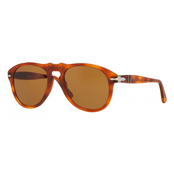 Persol - 649 - Original - 649 Series - Light Havana / Brown - PO0649 - Sunglasses - Persol Eyewear