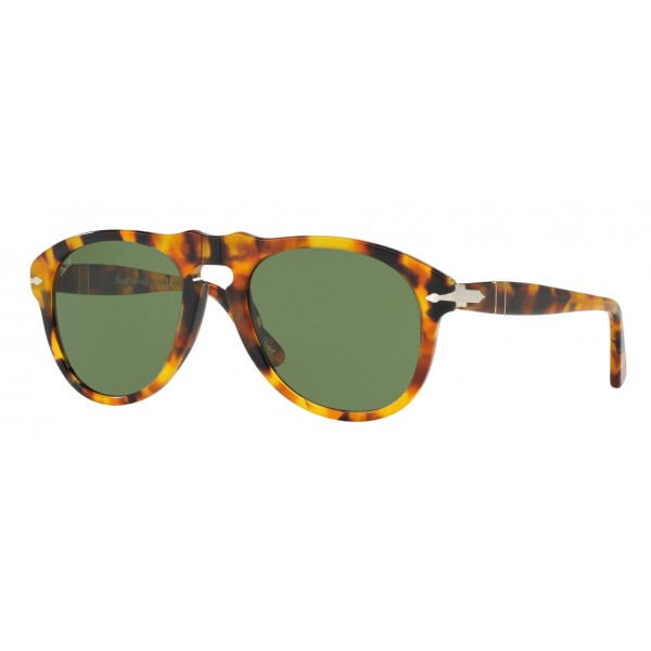 Persol - 649 - Original - 649 Series - Madreterra / Green - PO0649 - Sunglasses - Persol Eyewear