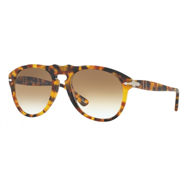 Persol - 649 - Original - 649 Series - Madreterra / Brown Gradient Clear - PO0649 - Sunglasses - Persol Eyewear