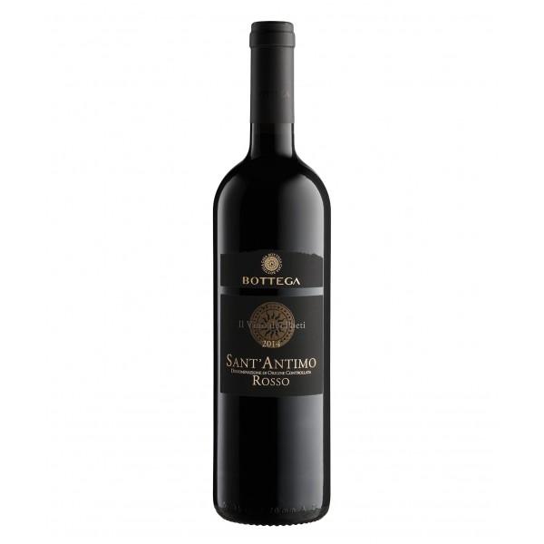 Bottega - Sant' Antimo Rosso D.O.C. Bottega - Casa Bottega - Vini Rossi