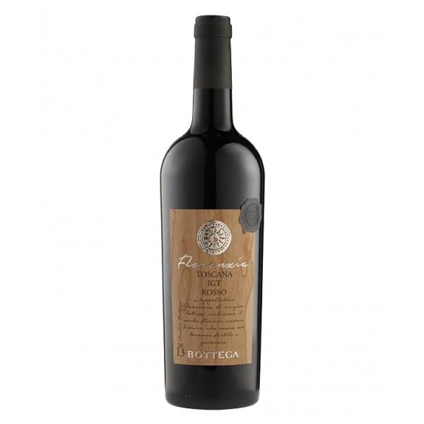Bottega - Florenzia Rosso I.G.T. Toscana Bottega - Casa Bottega - Vino dei Poeti - Vini Rossi