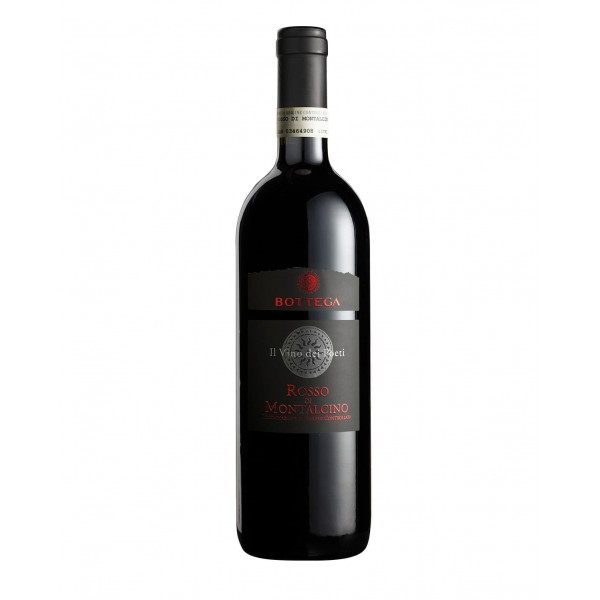Bottega - Rosso di Montalcino D.O.C. Bottega - Casa Bottega - Vino dei Poeti - Vini Rossi
