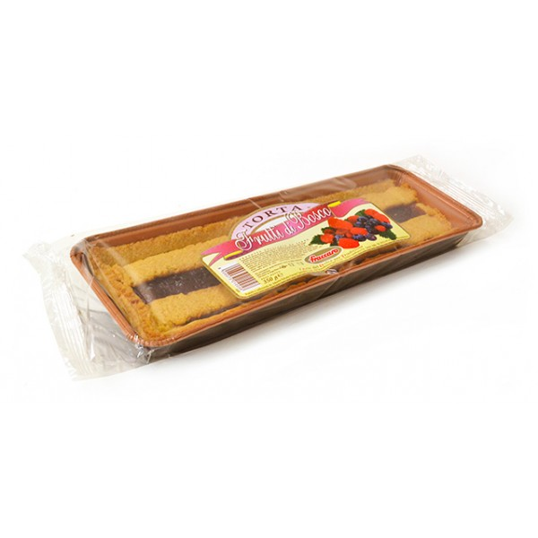 Pasticceria Fraccaro - Berries Cake - Cakes - Fraccaro Spumadoro