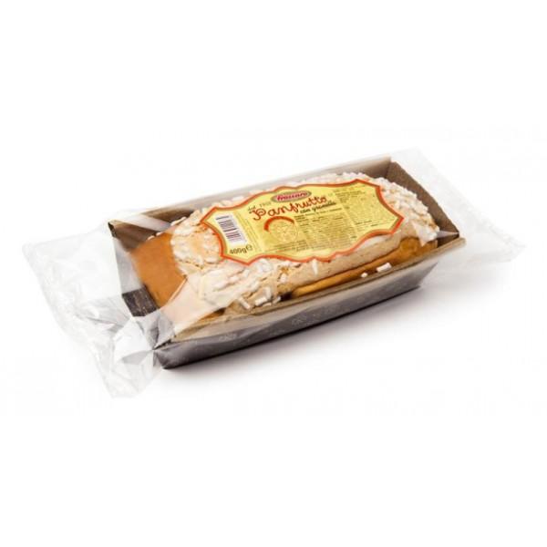 Pasticceria Fraccaro - Panfrutto con Granella - Torte e Focaccie - Fraccaro Spumadoro