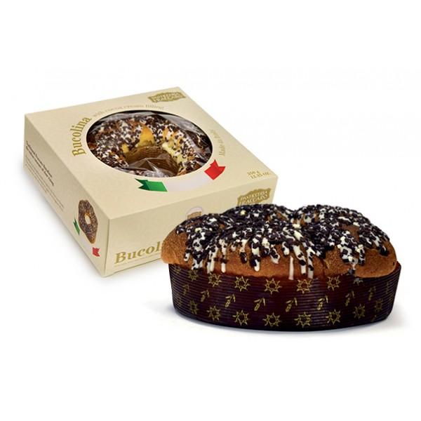 Pasticceria Fraccaro - Bucolina alla Crema Cacao - Box - Torte e Focaccie - Fraccaro Spumadoro
