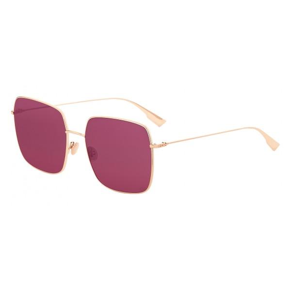 e81087dea4c7 Dior - Sunglasses - DiorStellaire1 - Rose Gold - Dior Eyewear - Avvenice