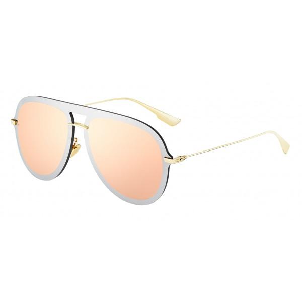 a30aee49dd9 Dior - Sunglasses - DiorUltime1 - Metal Gold - Dior Eyewear - Avvenice
