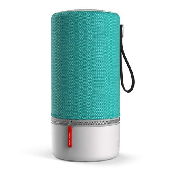 Libratone - Zipp 2 - Pino Verde - Altoparlante di Alta Qualità - Alexa, Airplay, Bluetooth, Wireless, DLNA, WiFi