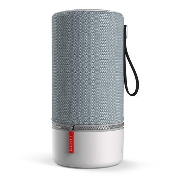 Libratone - Zipp 2 - Grigio Ghiaccio - Altoparlante di Alta Qualità - Alexa, Airplay, Bluetooth, Wireless, DLNA, WiFi