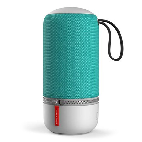 Libratone - Zipp Mini 2 - Pino Verde - Altoparlante di Alta Qualità - Alexa, Airplay, Bluetooth, Wireless, DLNA, WiFi
